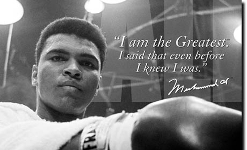 Muhammad Ali – Face to Face With The Greatest